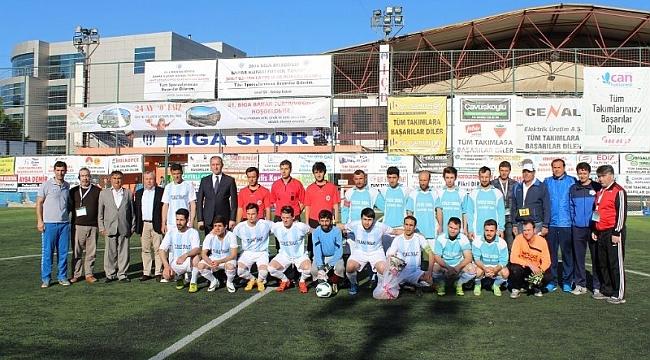Bahar Kupası Futbol Turnuvası Başlıyor