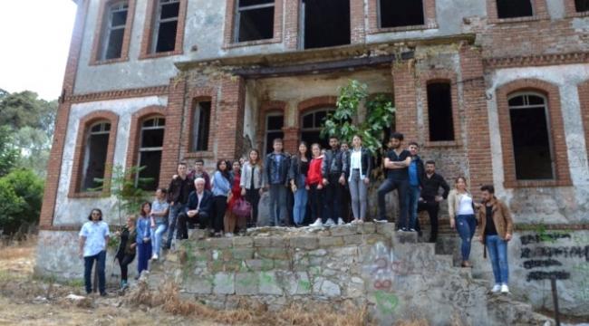 Biga Myo Öğrencileri 'Bigalı Biga'yı Tanıyor' Etkinliğine Katıldı
