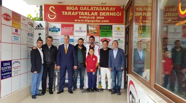 Galatasaraylılar Derneği Yönetiminden Basına Kahvaltı