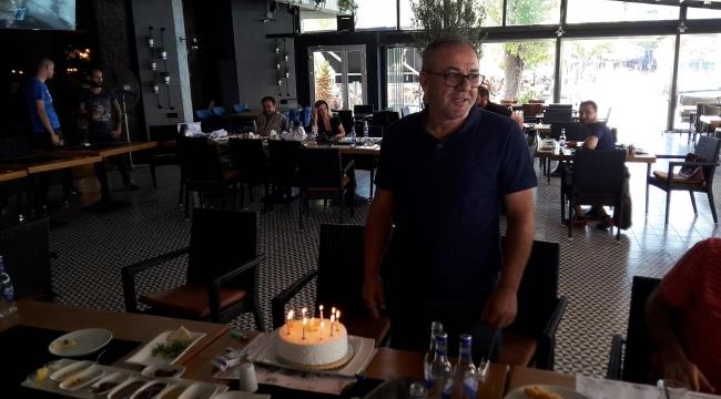 Medya Grubu Yönetim Kurulu Başkanımıza Sürpriz Doğum Günü