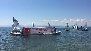 """""""Uluslararası Barbarossa Cup""""da 15 Temmuz anma töreni yapıldı"""
