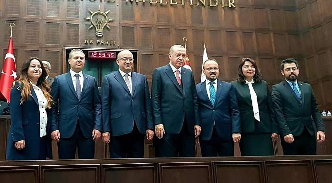 Cumhurbaşkanı Erdoğan Ayhan Gider Dedi