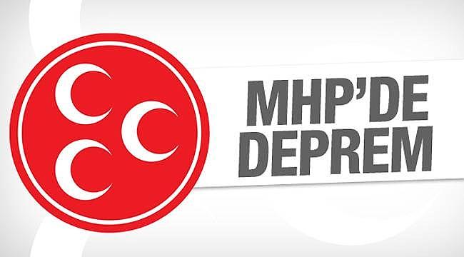 BİGA MHP DE DEPREM