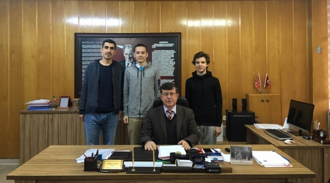 Mehmet Akif Ersoy Anadolu Lisesi, 50. Lise Öğrencileri Araştırma Projeleri Yarışması bölge finalinde Biga´yı temsil edecek.