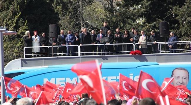 Bakan Soylu PKK'nın Şah Damarını Kestik
