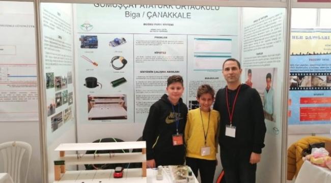 Gümüşçay Atatürk Ortaokulu Öğrencileri Bursa Bölge Yarışmasına Katılacak