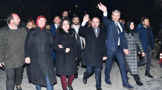 "TURAN; ""HAYDİ KARABİGA, AHMET ELBİ'YLE"