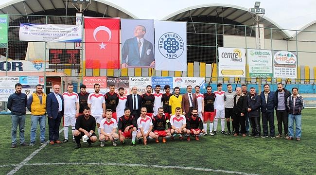 2019 Bahar Kupası Başladı