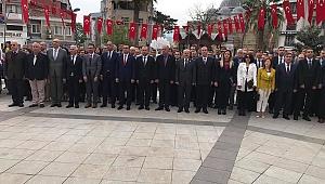 23 NİSAN ULUSAL EGEMENLİK BAYRAMI BİGA'DA COŞKUYLA KUTLANDI.