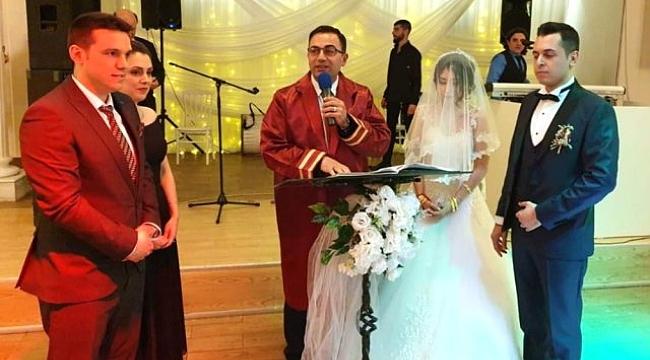 Başkan Erdoğan İlk Nikahını Kıydı