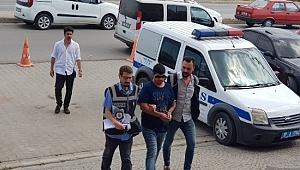Ceza evinden İzinli Olarak Biga'ya Geldi 4 Araç Çaldı .