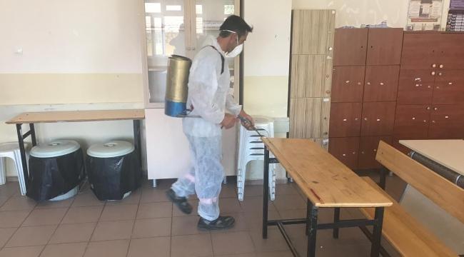 BİGA'DAKİ OKULLAR YENİ DÖNEME HAZIRLANDI