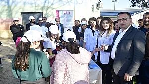 BİGA'DA 'DİYABET' YÜRÜYÜŞÜ YAPILDI