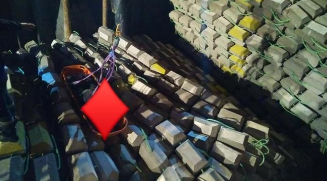 Limanda beton bloklar arasında kalan gemi makinisti hayatını kaybetti
