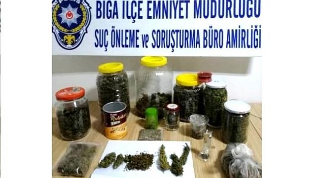 Uyuşturucuya 1 Tutuklama