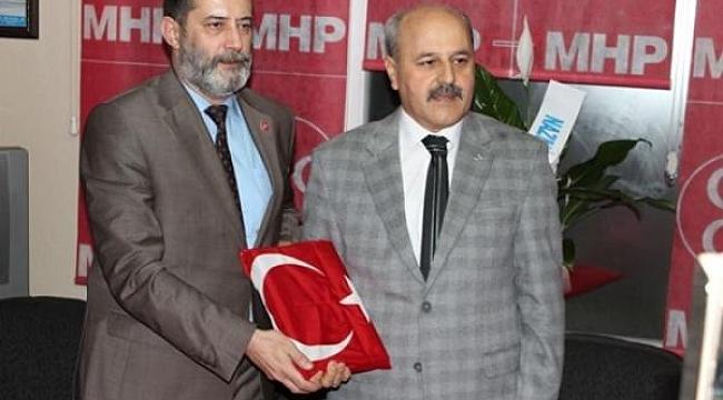 Biga MHP İlçe Başkanlığında Şok İstifa