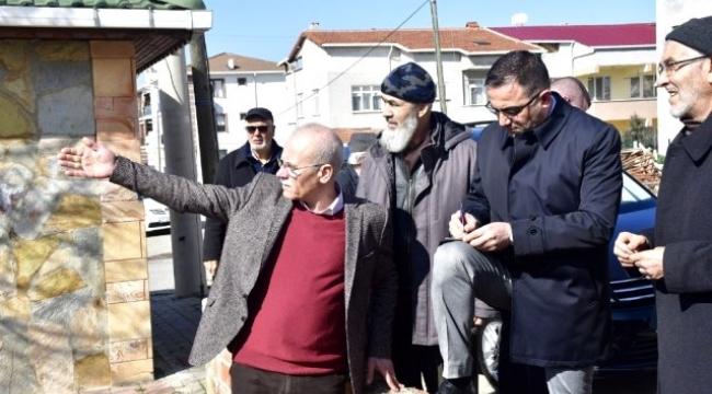 Başkan Erdoğan, sorunları yerinde inceledi
