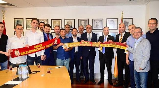 Biga Galatasaray Taraftarlar Derneği Hız Kesmeden Çalışmaya Devam Ediyor