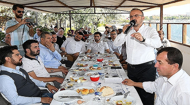 """""""Türkiye kendi, milli ve yerli savaş gemisini yapacak"""""""