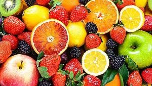 Bu Meyveler Kilo Verdiriyor!