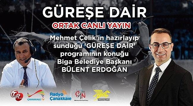 BAŞKAN ERDOĞAN TEK RUMELİ TV VE ÇANAKKALE TV'DE